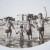 L'architetto Rudolf Wels con i figli Martin e Tomáš, in vacanza sul Mar Baltico / Architect Rudolf Wels with sons Martin and Tomáš on holiday in the Baltic Sea © Winternitzova Vila