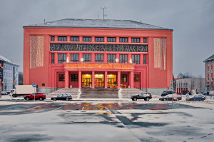 L'Hornický dům di Sokolov / Sokolov's Hornický dům