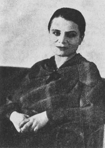 Toyen in una foto del 1930